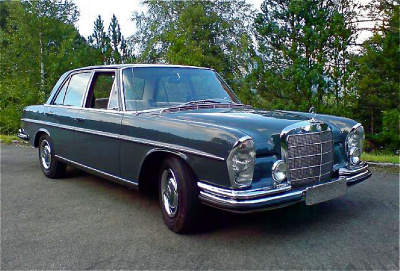 mercedes history 250s w108. Black Bedroom Furniture Sets. Home Design Ideas