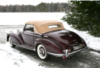 Mercedes 300 S, cabriolet